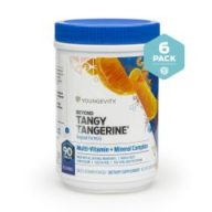 Beyond Tangy Tangerine 6 Pack