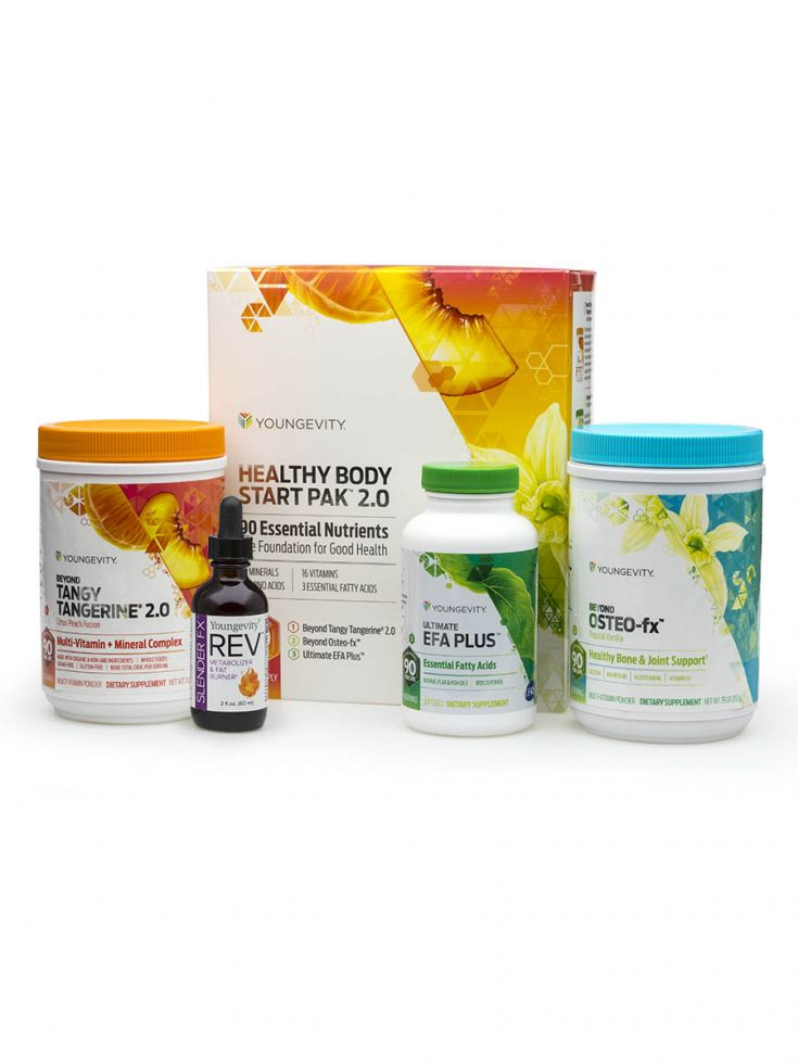 Healthy Body Weight Mgmt Pak 2.0