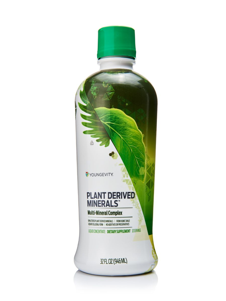 Plant Derived Minerals™ 32 Oz