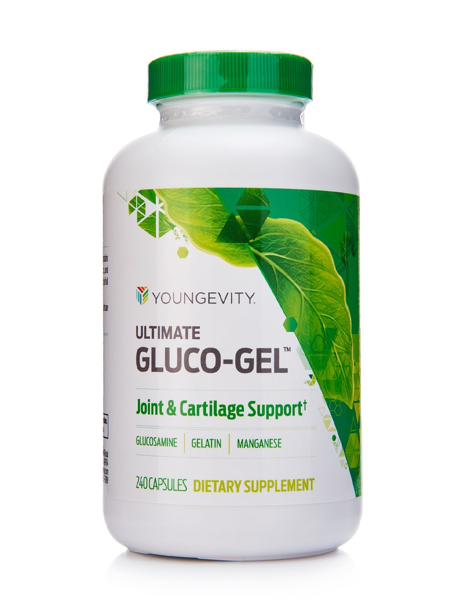 Ultimate Gluco Gel 240ct